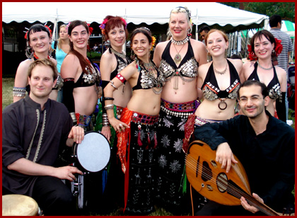 RMH at Old Town Folk and Roots Fest in Chicago
